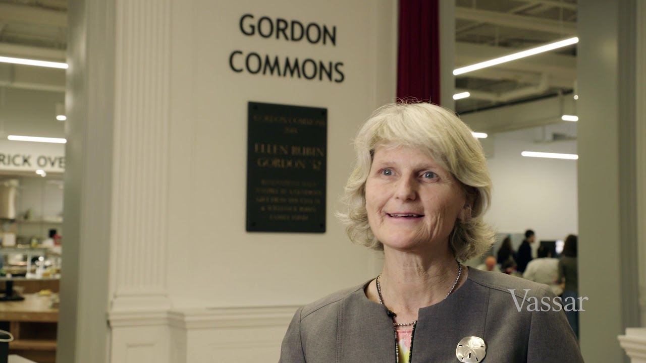 All Campus Dining Center Renamed Gordon Commons Youtube
