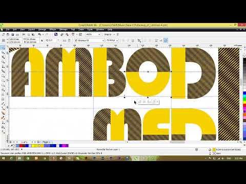 CorelDRAW Graphics Suite X8 Logo khmer