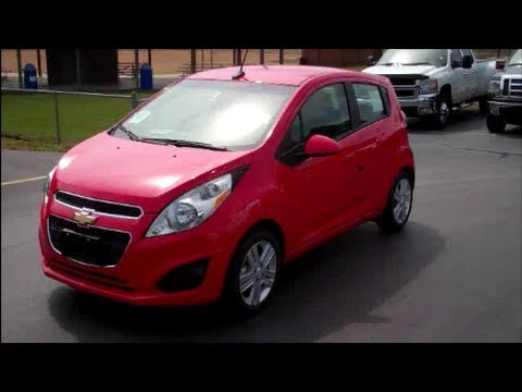 2013 chevy spark lt automatic youtube. Black Bedroom Furniture Sets. Home Design Ideas