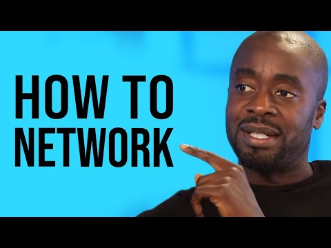 DeMario - 7 steps to mastering a network!