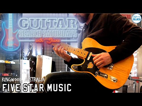 Guitar Search Saturdays Episode #26 - Five Star Music