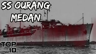 Top 10 Scary Shipwrecks That Are Haunted