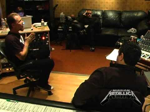 Mission Metallica: Fly on the Wall Clip (August 13, 2008) Thumbnail image