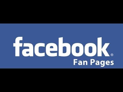 طريقه عمل صفحه على الفيس بوك fan page