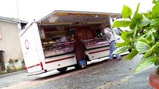 Rencontre : au bonheur du boucher charcutier ambulant