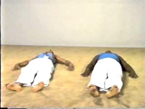 Capoeira -1- Conditioning exercises