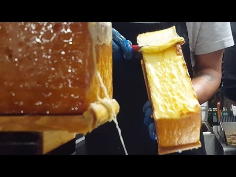 Swiss Cheese Melt (Raclette) - Cheese Is Life!