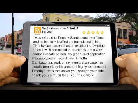 Immigration Lawyers Phoenix AZ | 602-759-7480 | Gambacorta Law Firm