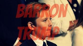 Barron Trump flashbacks
