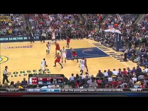Darren Collison 2011 NBA Playoffs