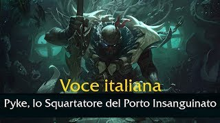 VO - Pyke lo Squartatore del Porto Insanguinato - Italiano