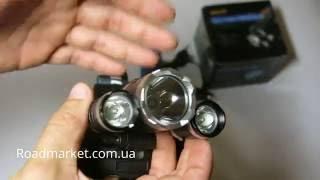 Дальнобойный фонарь Police RG-…