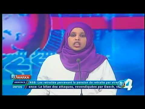 RTD : Journal Somali du 25/03/2018