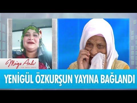 Yenigül Özkurşun canlı yayına bağlandı - Müge Anlı İle Tatlı Sert 30 Mart 2018