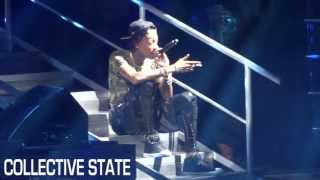 "Wiz Khalifa - ""The Kid Frankie"" & ""Up"" Live At Under The Influence of Music Tour 