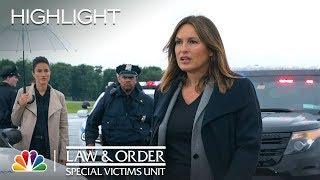 Benson and Rollins Arrest Arlo - Law & Order: SVU (Episode Highlight)