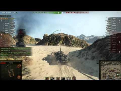 Лучшие танки для нагиба в World of Tanks