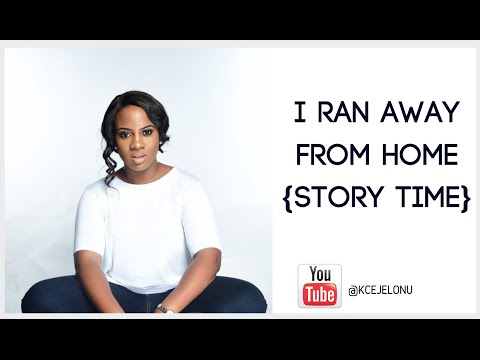 I RAN AWAY FROM HOME ...My Experience Moving to Nigeria {STORY TIME}