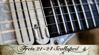 Download Ibanez Jem 7VWH Review - Through Line 6 Vetta II with Paul Glover MP3 song and Music Video
