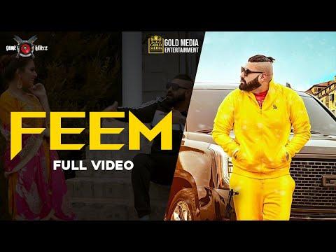 Feem (Full Video) Elly Mangat feat. Bains California I Latest Punjabi Songs 2019