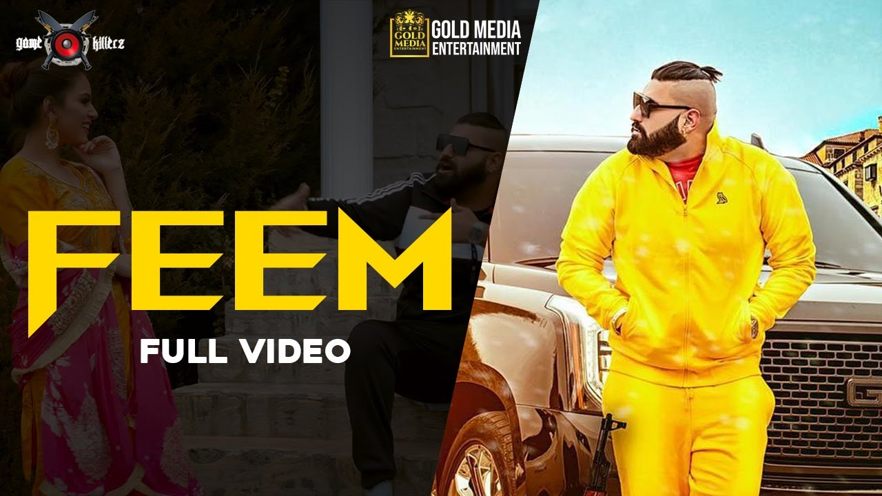 Feem (Full Video) Elly Mangat feat. Bains California I Latest Punjabi Songs 2019