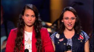 Claire Vs Imani Vs June - Like I'm Gonna Loose You | The Battle | The Voice Kids 2016