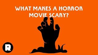 What Makes a Horror Movie Scary? | Ringer PhD | The Ringer