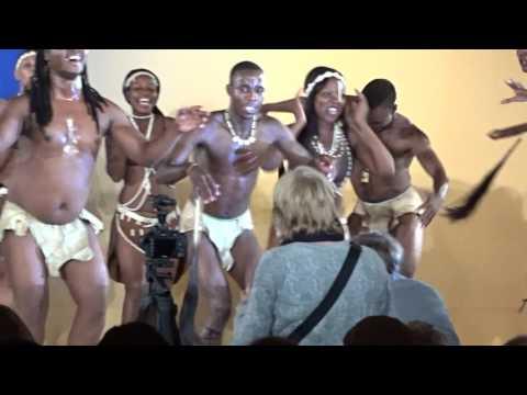 ITB Berlin 2016 – Live Shows 2016 – Palais am Funkturm – Botswana – NGWAO LETSHWAO – Part 3