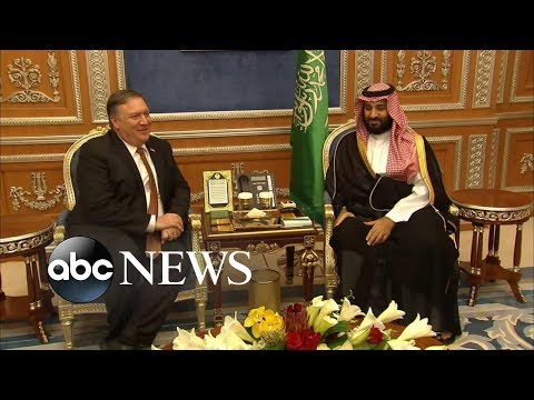 Pompeo: Saudi probe into Khashoggi disappearance 'thorough'