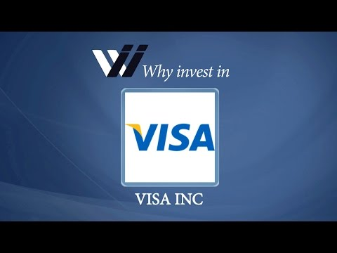 Visa Inc - Why Invest in