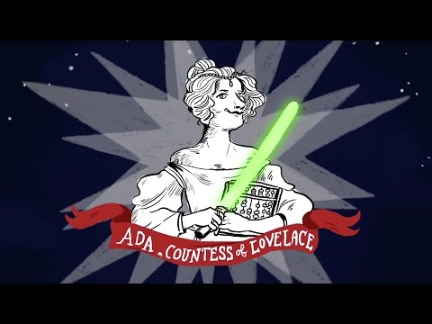 Ada Lovelace: The Computer Programming Jedi You Should Know | WTF History #2