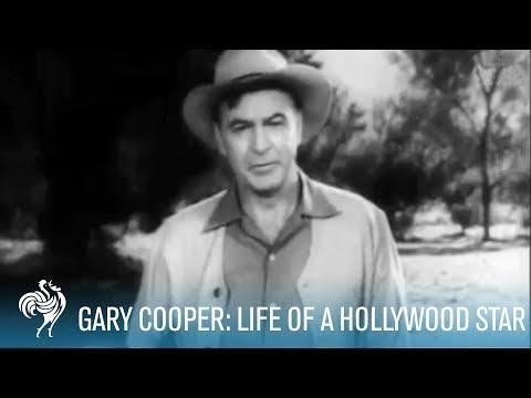 Gary Cooper Dies (1961)
