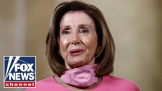 'The Five' 'absolutely disgusted' by Pelosi's language toward federal officers