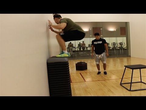 Plyometric Jump Workout to Help Increase Vertical | The Lost Breed