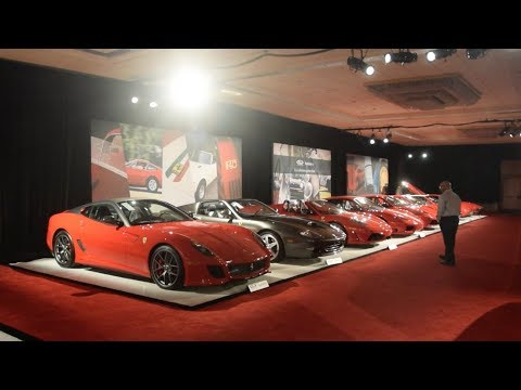 Car Week 2017 - RM Sotheby's Auction Walkaround