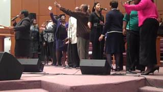 Marvelous God Freda Battle& The Temple Worshipers
