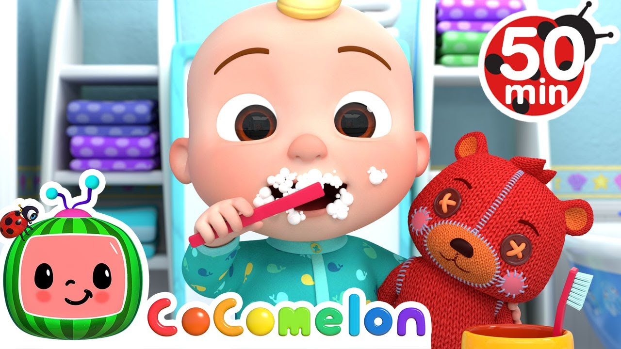 Download Yes Yes Brush Your Teeth + More Nursery Rhymes & Kids Songs - CoComelon