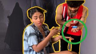 FACING HER FEAR!!   317th Vlog   Hectik   Delhi