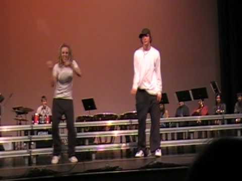 Allison Backus & Josh Swickard - 2008 Hip Hop Duet