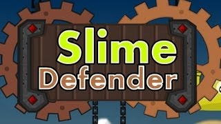 Slime Defender - Game Show