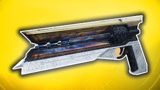 THE BRAND NEW, SUPER SHINY SUNSHOT 2.0! (Destiny 2 Warmind DLC)