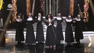 Mária Čírová ako Whoopi Goldberg - I Will Follow Him