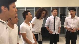 Mary Did You Know by Pentatonix cover by Buildex, Christian, Adrian...