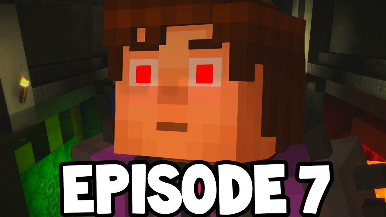 Minecraft Story Mode Stella