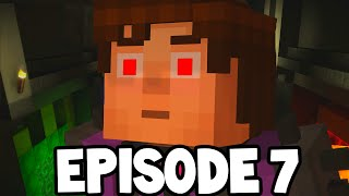 Minecraft Story Mode - Episode 7 - ALL CHAPTERS!
