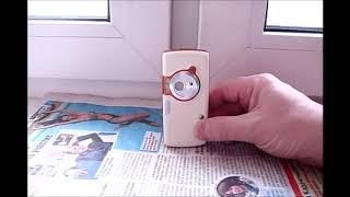 Распаковка и обзор Sony Ericsson W800i