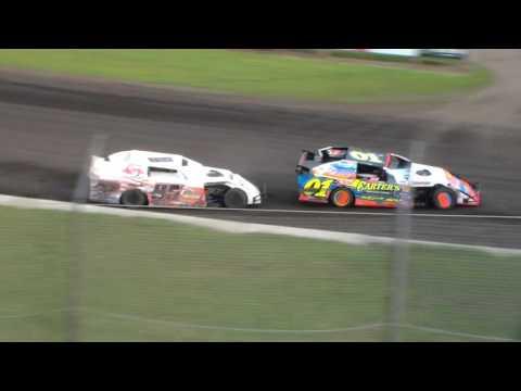 Sport Mod Heat 1 @ Hamilton County Speedway 07/11/17