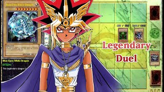 YuGiOh! Power of Chaos YUGI the destiny - Kaiba vs Yugi (GRAND DUEL!!!)