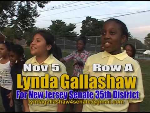 Lynda Gallashaw for New Jersey Senate 35th District