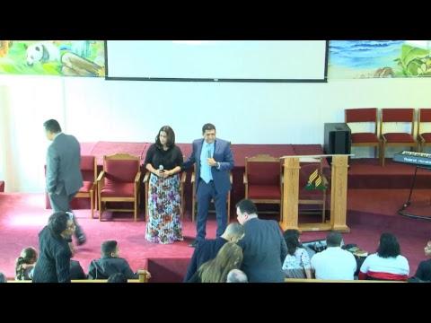 Semana de Familia y Reavivamiento Espiritual Sabado 13 de Octubre 2018 - Pr Andres Reyes